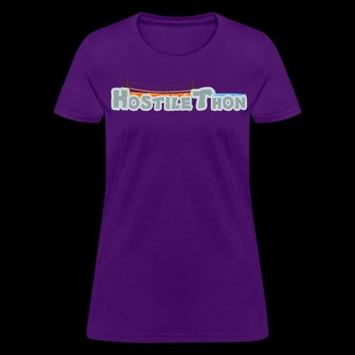 Hostilethon T-Shirt (Woman) - Women's T-Shirt