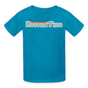 Hostilethon T-Shirt (Kids) - Kids' T-Shirt