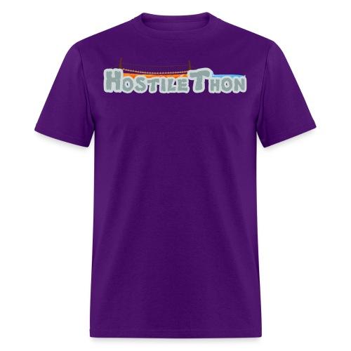 Hostilethon T-Shirt (Men) - Men's T-Shirt