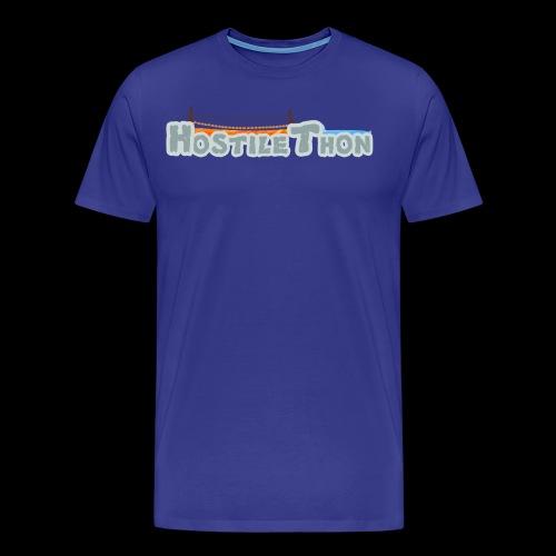 Hostilethon T-Shirt (Big) - Men's Premium T-Shirt