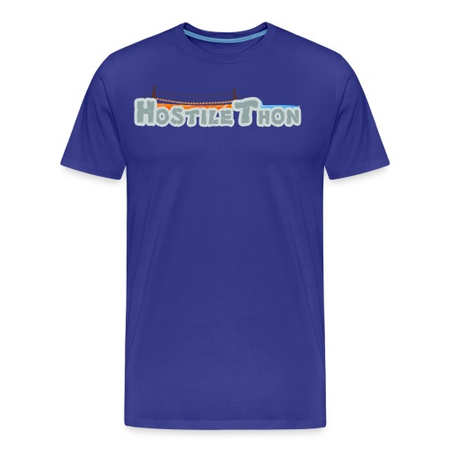 Hostilethon T-Shirt (Big) - Men's Premium T-Shirt