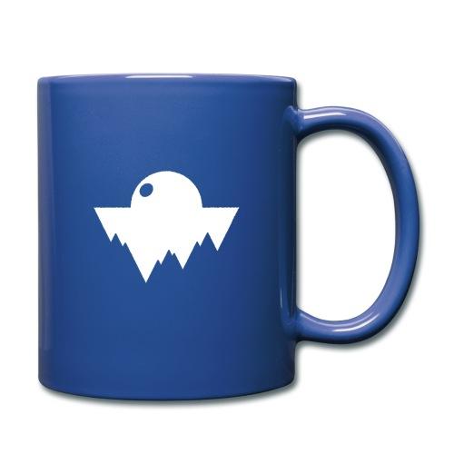 Similar Outskirts - Mug, Blue - Full Color Mug