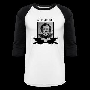 Nevermore - Baseball T-Shirt