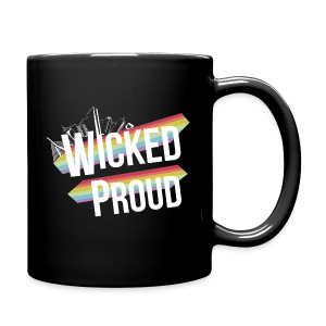 2016 Wicked Proud Ceramic Mug - Full Color Mug