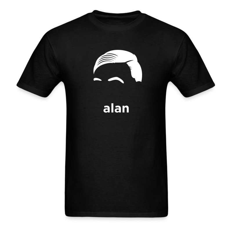 [alan-turing] - Men's T-Shirt