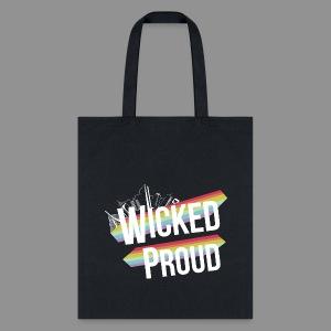 2016 Wicked Proud Tote Bag - Tote Bag
