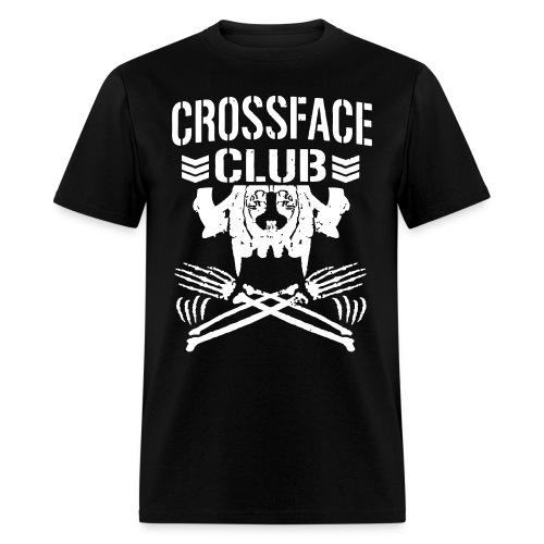 Crossface Club Tee - Men's T-Shirt