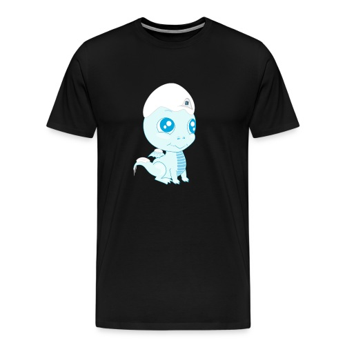 Men's Premium WB's Cold Dragon T-Shirt - Men's Premium T-Shirt