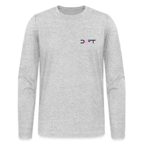Text Logo - Men's Long Sleeve T-Shirt by Next Level