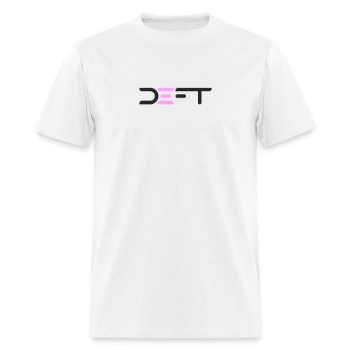 Text Logo - Men's T-Shirt