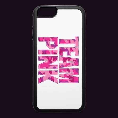 Team pink iphone 6/6s - iPhone 6/6s Rubber Case