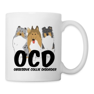 OCD - Mug - Coffee/Tea Mug