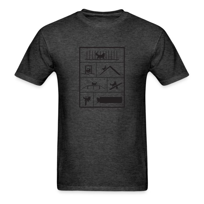 Agility - Mens T-shirt