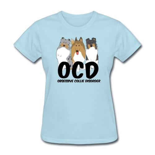 OCD - Womens T-shirt - Women's T-Shirt
