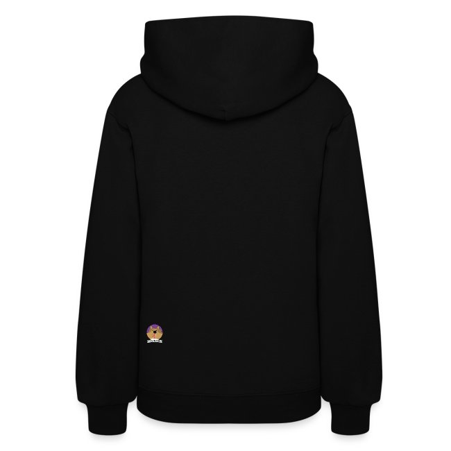 Psychedelic Collie - Womens Hoodie