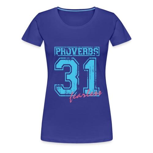 Proverbs 31 - Women's Premium T-Shirt