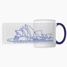 Opera House in Sydney Mugs & Drinkware