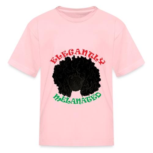 (Girls) Logo Design - Kids' T-Shirt