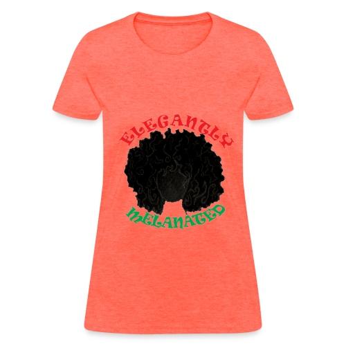 Logo Design - Women's T-Shirt