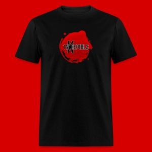 Men's1NKREDIBL3 Bloodshot Logo Tee - Men's T-Shirt