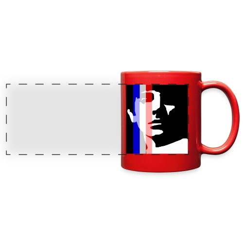 Keith Moon Cup - Full Color Panoramic Mug