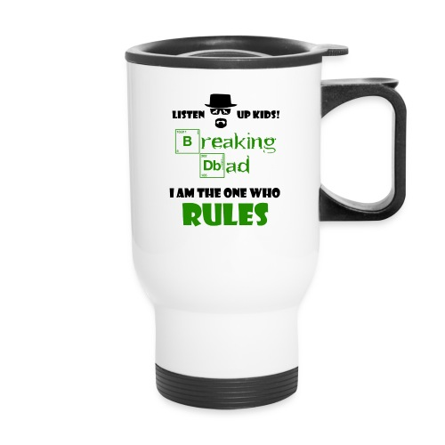 Breaking Dad - Travel Mug