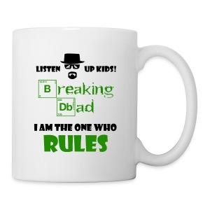 Breaking Dad - Coffee/Tea Mug