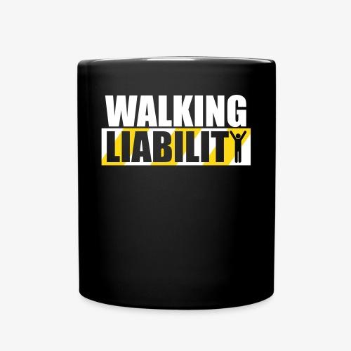Walking Liability  - Full Color Mug