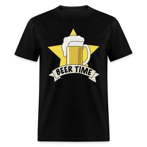 Beer Time - Men's T-Shirt