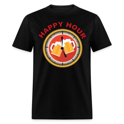 Happy Hour - Men's T-Shirt
