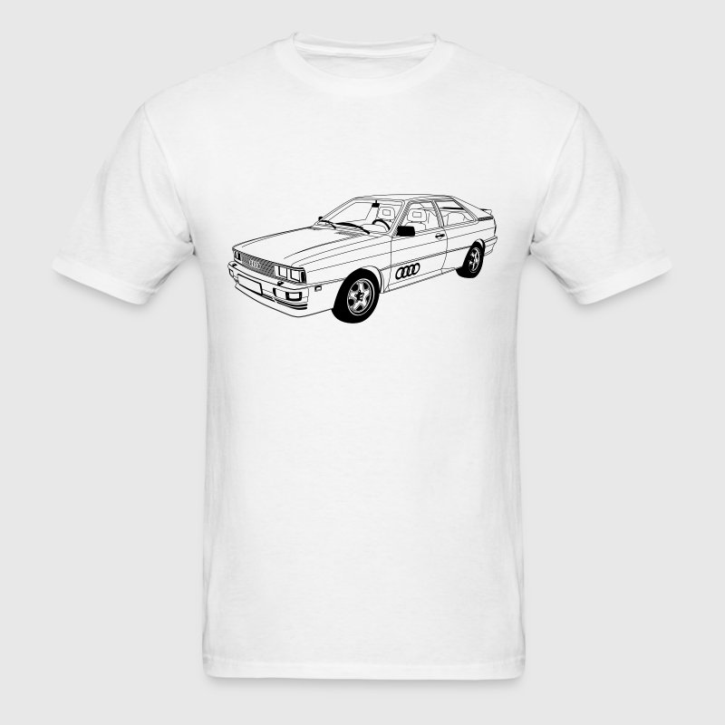 Audi Quattro - Men's T-Shirt