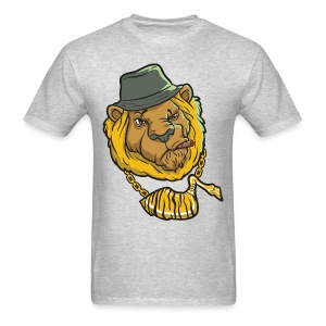 Thug Lion - Men's T-Shirt