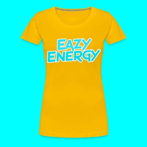 EazyEnergy Women's T-Shirt - Women's Premium T-Shirt