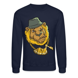 Thug Lion crewneck - Crewneck Sweatshirt
