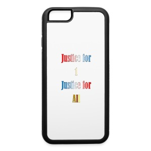 Justice Iphone 6/6s - iPhone 6/6s Rubber Case