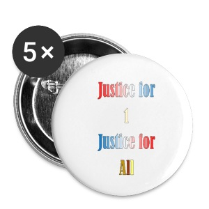 Justice Button - Small Buttons