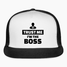 Trust me I'm the boss Sportswear
