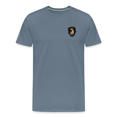WOMAN  MECHANICAL - Men's Premium T-Shirt