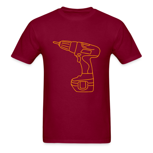 Cordless Screwdrivers - Men's T-Shirt