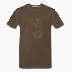 Cordless Screwdriver T-Shirts