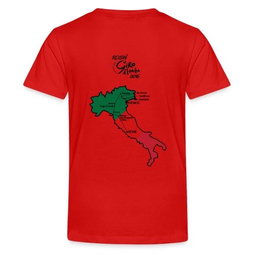 Men's red t-shirt  - Kids' Premium T-Shirt