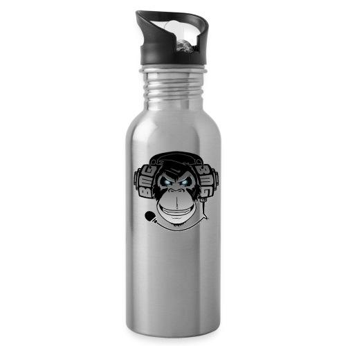 gaming monkey water bottle - Water Bottle