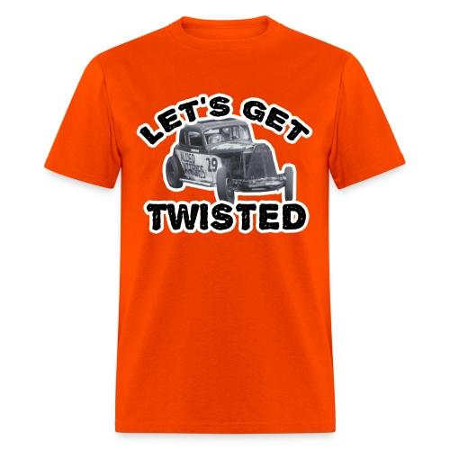 Let's Get Twisted - Men's T-Shirt
