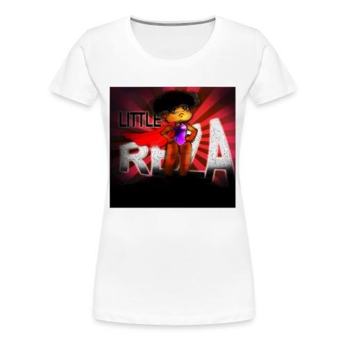 tshirt logo: number 2 - Women's Premium T-Shirt