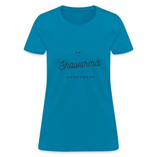 Shawarma Women's T-Shirt - Women's T-Shirt