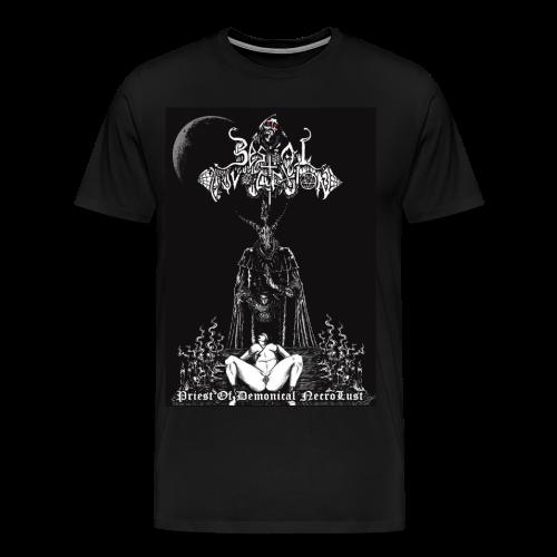 Bestial Invocation - Priest of Demonical NecroLust - Men's Premium T-Shirt