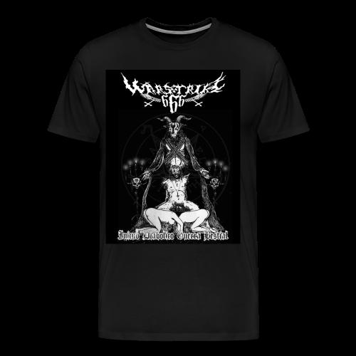 Warstrike 666 - Inicuo Diabolico Guerra Bestial - Men's Premium T-Shirt