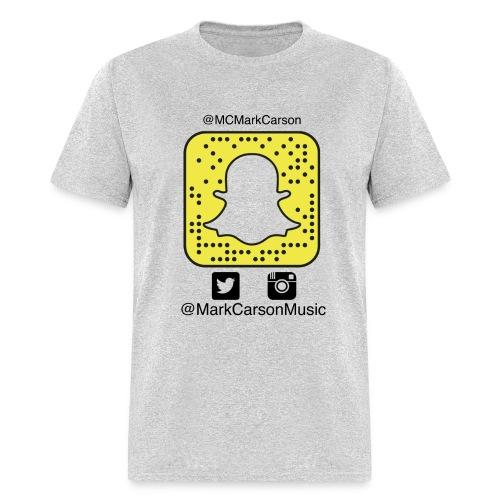 Snap Shirt T-Shirt *ALL COLORS* - Men's T-Shirt