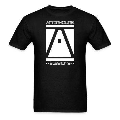 Afterhours Sessions Logo T-Shirt - Men's T-Shirt