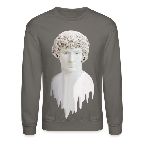 Liquid Adonis Men´s Sweatshirt - Crewneck Sweatshirt